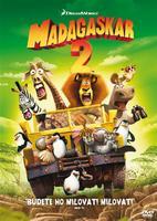 Madagaskar 2: Útěk do Afriky (DVD)