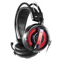 E-Blue, Cobra I, herní sluchátka s mikrofonem,černá
