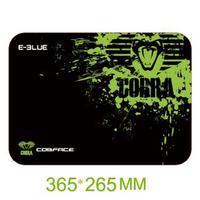 E-Blue podložka pod myš, Cobra M, černo-zelená