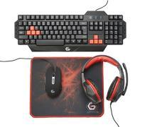 Ultimate 4-in-1 Gaming kit, US layout