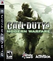 Call of Duty: Modern Warfare (PS3)
