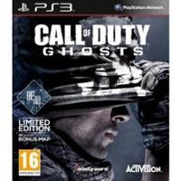 Call of Duty:Ghosts Limited Edition (PS3)