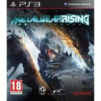 Metal Gear Rising:Revengeance (PS3)
