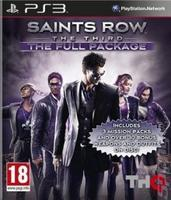 Saints Row:The Third (Full Package) (PS3)