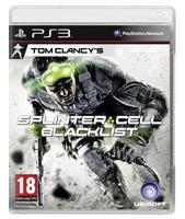 Tom Clancy´s Splinter Cell: BlackList (PS3)