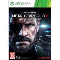 Metal Gear Solid: Ground zeroes (X360)