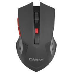 Defender Optická Bezdrátová Myš Accura MM-275, černá - 1