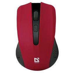Defender Optická Bezdrátová Myš Accura MM-935, červená - 1