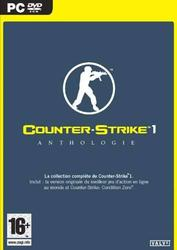 Counter Strike 1: Anthology DVD - 1