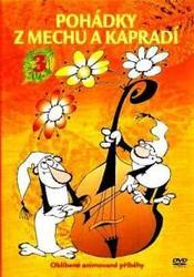 Pohádky z mechu a kapradí 3 (DVD)