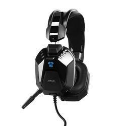 E-Blue, Cobra H 948, herní sluchátka s mikrofonem, černá - 1