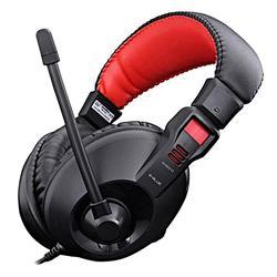 E-Blue, Conqueror I., sluchátka s mikrofonem - 1