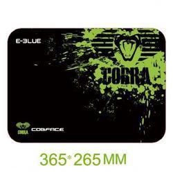 E-Blue podložka pod myš, Cobra M, černo-zelená - 1