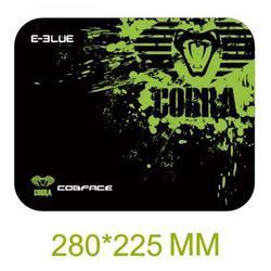 E-Blue podložka pod myš, Cobra S, černo-zelená - 1