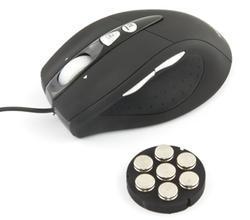 Esperanza EM118 INTRUDER herní optická myš - 1