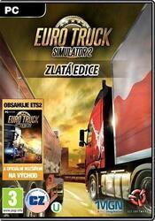 EURO TRUCK Simulator 2 Gold (PC) - 1
