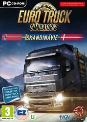EURO TRUCK Simulator 2: Skandinávie (PC) - 1