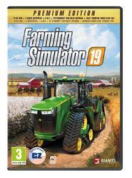 Farming Simulator 19 Premium Edition (PC) - 1