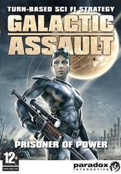 Galactic Assault Prisoner Of Power - 1