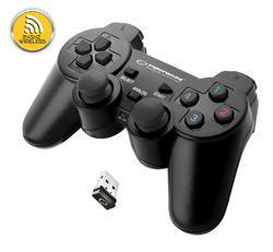 Bezdrátový gamepad Esperanza GLADIATOR (PC/PS3) - 1