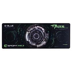 E-BLUE herní podložka Gaming XL, černo-zelená - 1