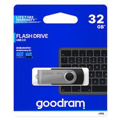 Goodram USB flash disk UTS2 32GB USB 2.0 černý - 1