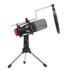 Marvo, streamovací mikrofon MIC-02, černý - 1