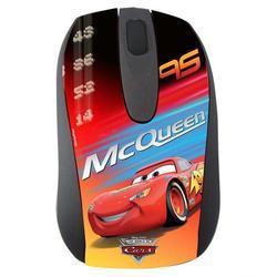Myš DISNEY Auta optická, červená - 1