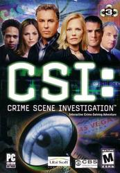 CSI: Crime Scene Investigation - 1