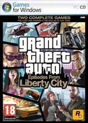 Grand Theft Auto - Episodes from Liberty City - 1
