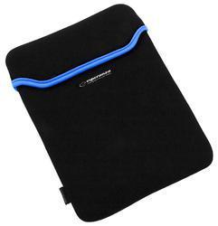 Pouzdro pro tablet 9,7 '', neopren, černo-modré - 1