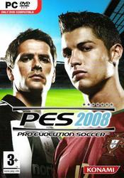 Pro Evolution Soccer 2008 - 1