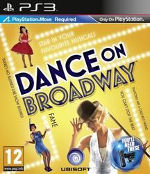 Dance on Broadway - Move exclusive (PS3) - 1
