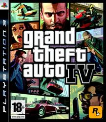 Grand Theft Auto IV (PS3) - 1