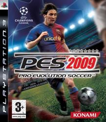Pro Evolution Soccer 2009 (PS3) - 1