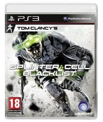 Tom Clancy´s Splinter Cell: BlackList (PS3) - 1