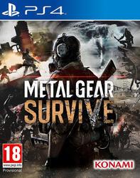Metal Gear Survive + DLC (PS4)