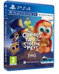The Curious tale of the Stolen Pets VR (PS4) - 1