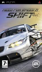 Need for Speed: SHIFT (PSP) - 1