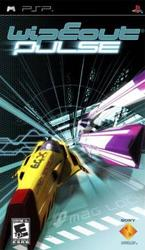 WipEout Pulse (PSP) - 1