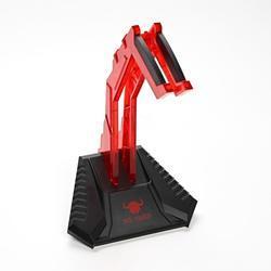 Red Fighter stojan na sluchátka červený - 1