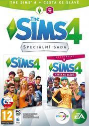The Sims 4 Bundle Základní hra + Cesta ke slávě (PC)