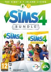 The Sims 4 Bundle Základní hra+Život na ostrově (PC)