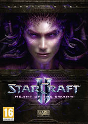 StarCraft II: Heart of The Swarm (PC/ Mac)
