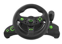 Esperanza EGW102 NITRO herní volant pro PC/PS3 - 1