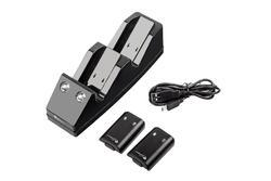 Natec Genesis A14 gamepad charging station pro XBOX 360 - 1
