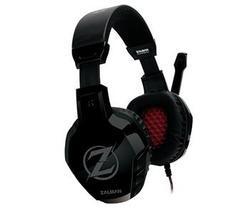Zalman herní sluchátka s mikrofonem ZM-HPS300