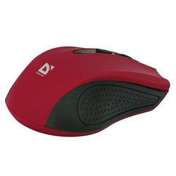 Defender Optická Bezdrátová Myš Accura MM-935, červená - 2