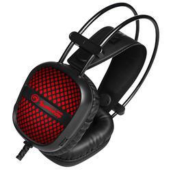 Marvo sluchátka s mikrofonem HG8941, černá - 2