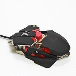 Herní myš RED FIGHTER M1, černá - 2